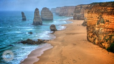 Great Ocean Road-Twelve Apostles HDR