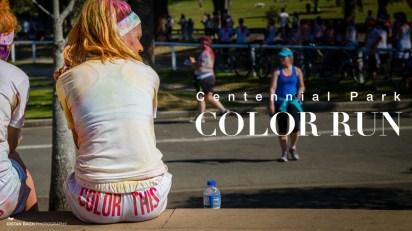 Color Run, Sydney, Australia