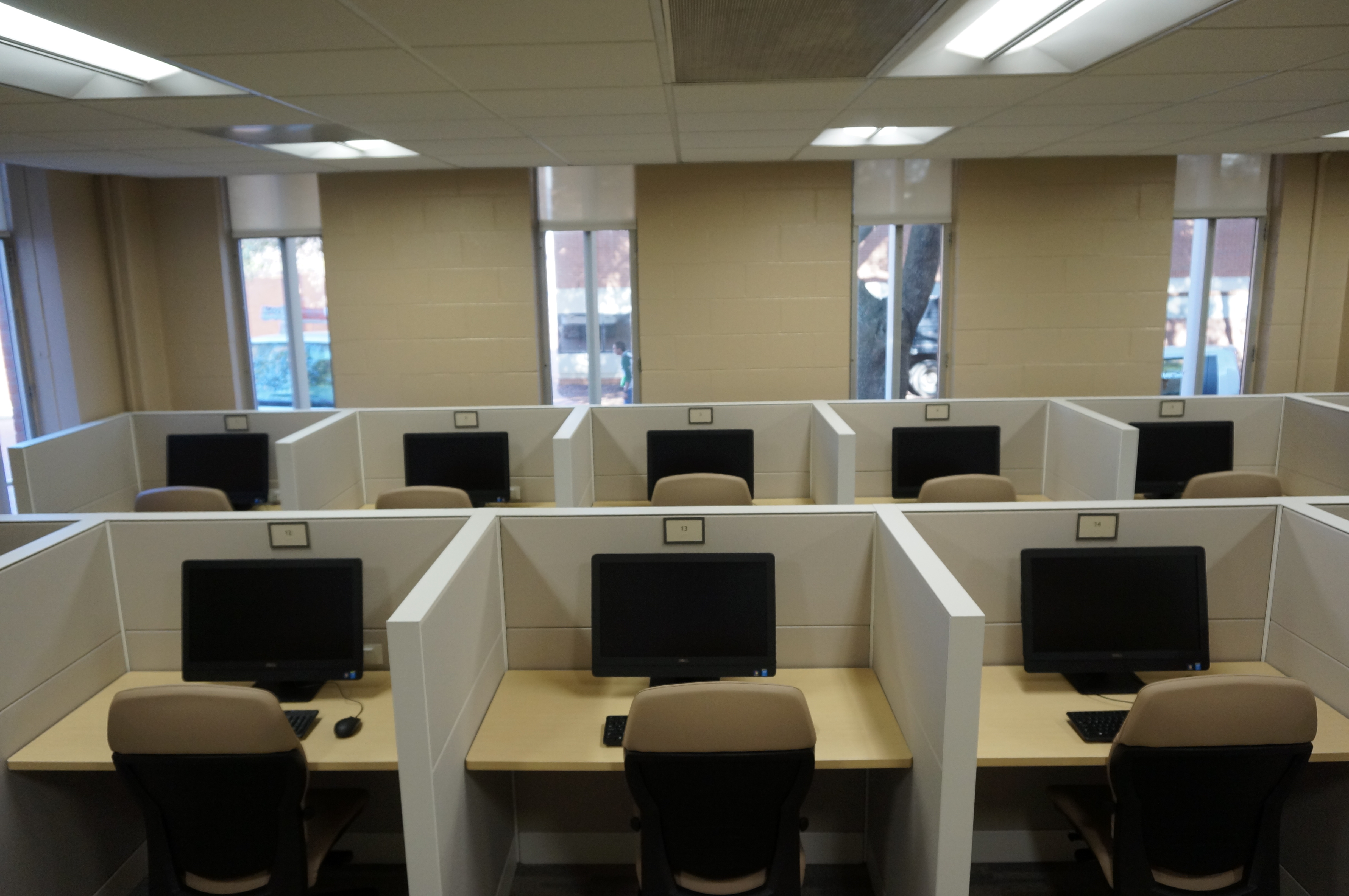 Testing Center Gallery Distance Education UNC Charlotte