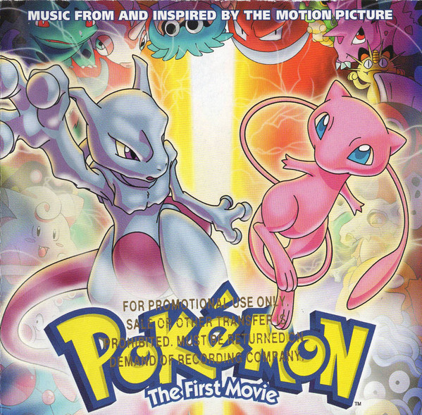 """Catch Me If You Can"" from Pokémon: The First Movie OST"