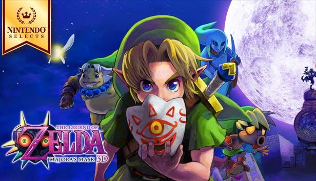 Legend of Zelda: Majora's Mask 3D