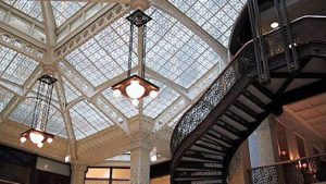 The Rookery in Chicago