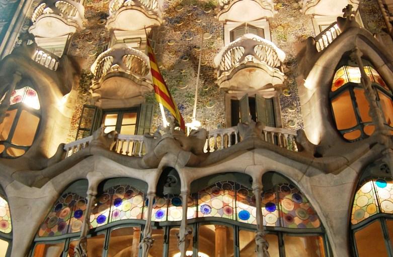 Casa Batlló in Barcelona