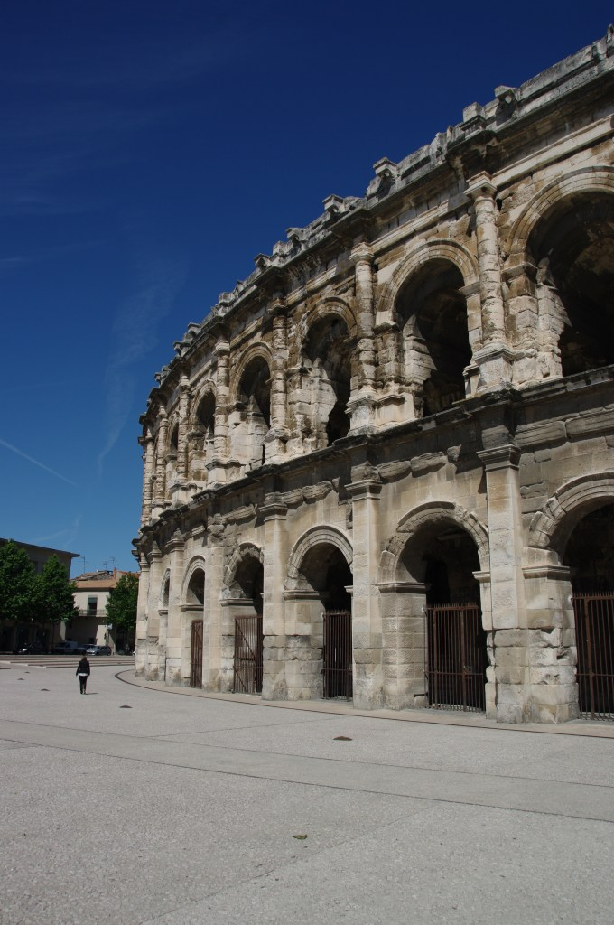 Roman sites in France