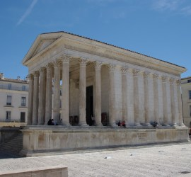 One of top three things to do in Nîmes.