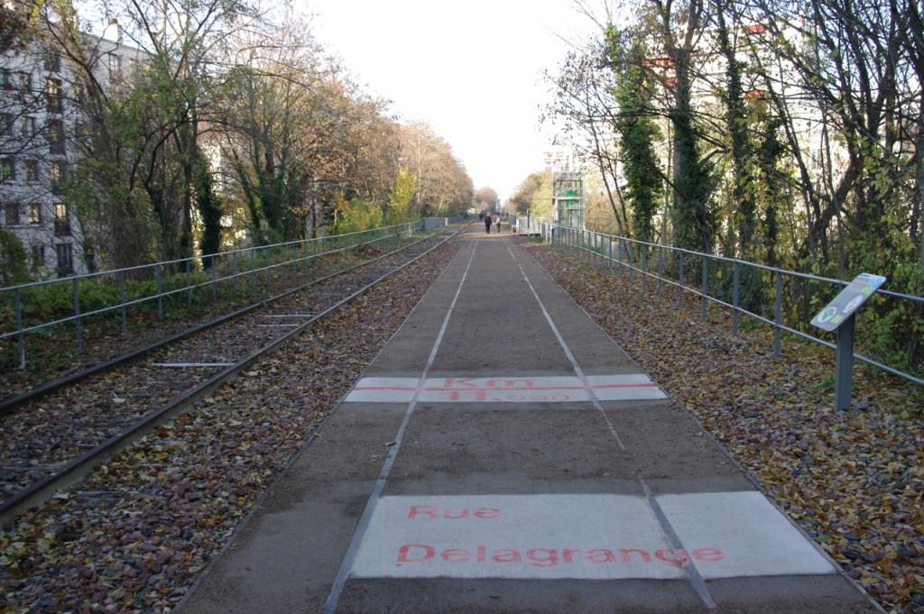 Secret Walks In Paris - La Petite Ceinture