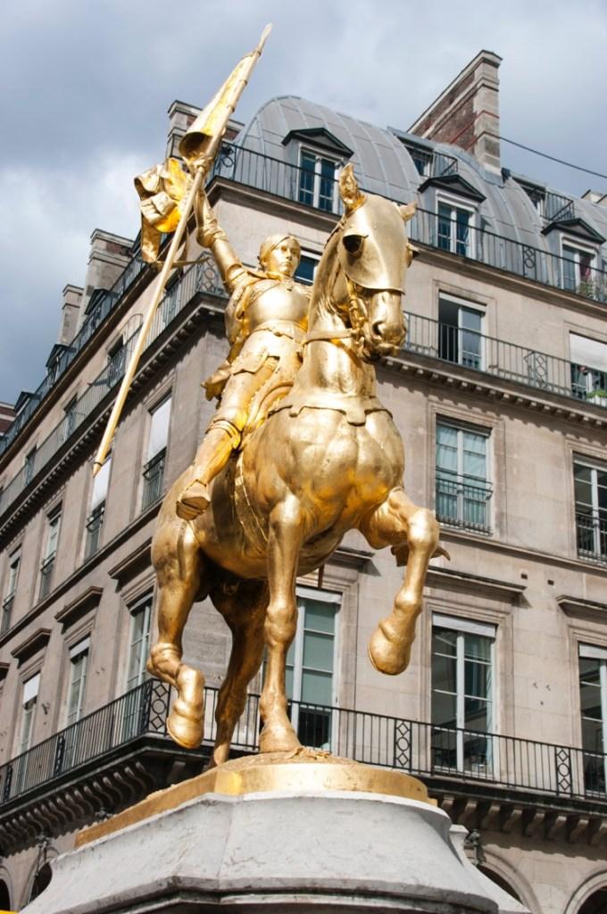 Jeanne de Arc