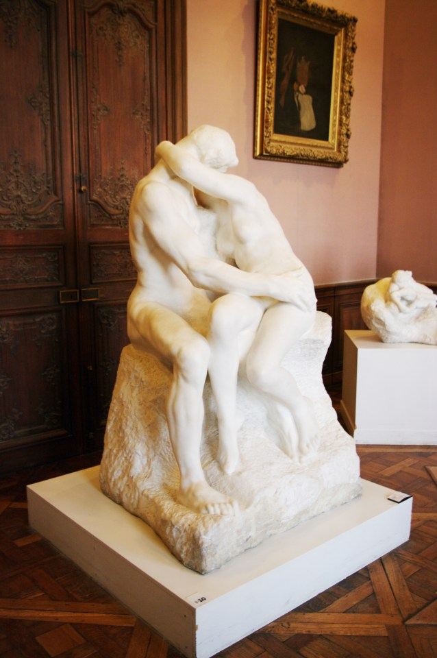 French Kissing - A Different Perspective