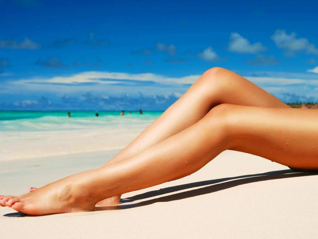 How to Get Beautiful Legs