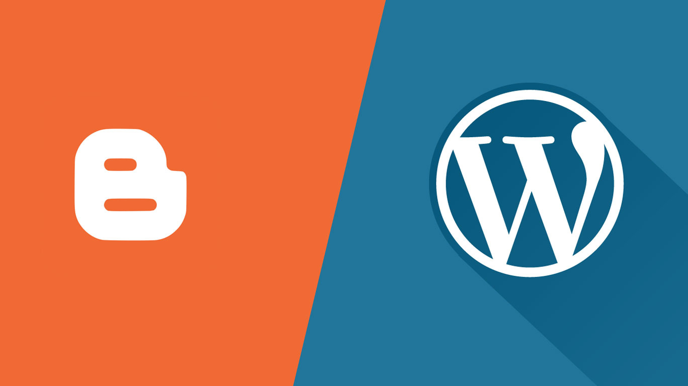 Difference Between Blogspot And WordPress