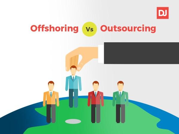 Offshoring recruitment
