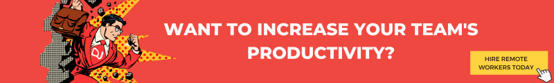 Increase your team's productivity