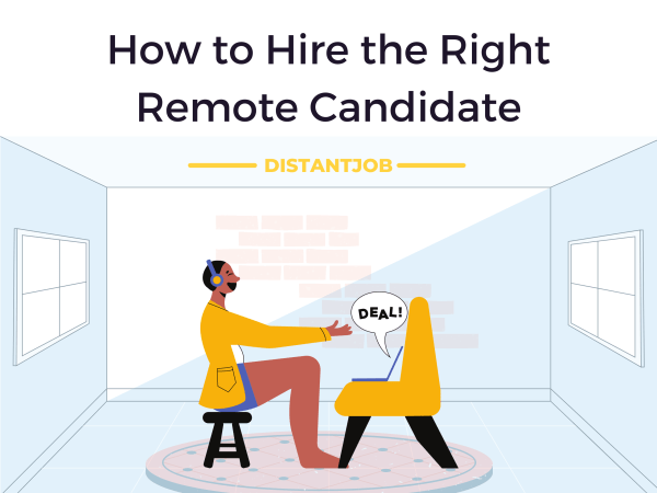 Hire the right remote candidate