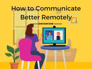 virtual team comunication