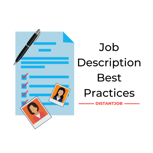 job description best practices 2020