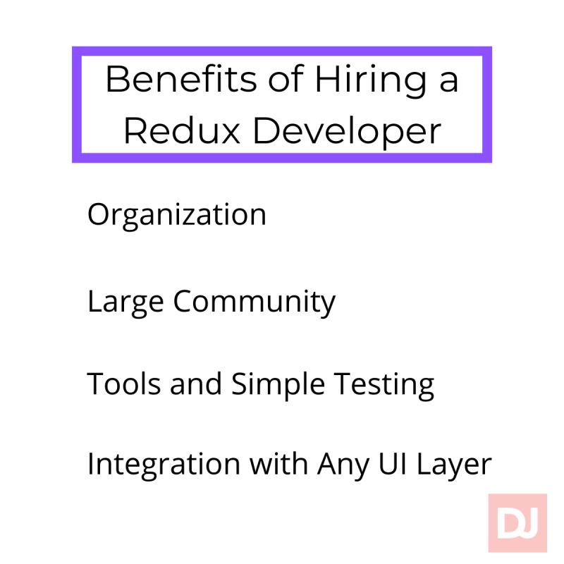 Benefits of Hiring a Redux Developer