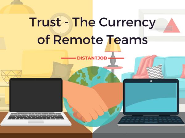 Trust Remote Teams