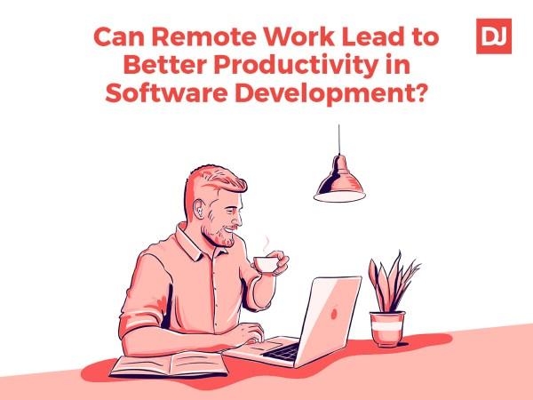 benefits remote software development