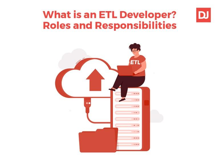A picture representing an ETL Developer