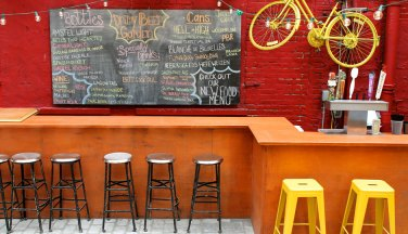 drury beer garden | distantlocals.com