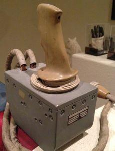 Lunar Module rotational hand controller