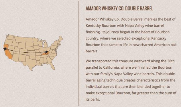 Amador Double Barrel Description