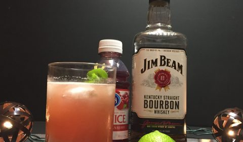 "Bourbon ""Flu Buster"" Cocktail"