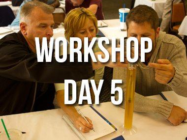 workshop day 5
