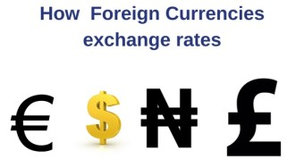 How high foreign currency exchange rates dollars, Pounds and Euro affect Nigerian economy and imported goods