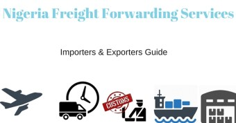 Shipping of goods from USA to Nigeria