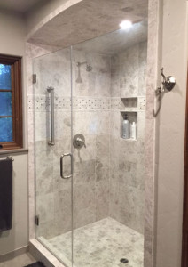 Bathroom Remodeling Replace A Tub With A Walk In Shower