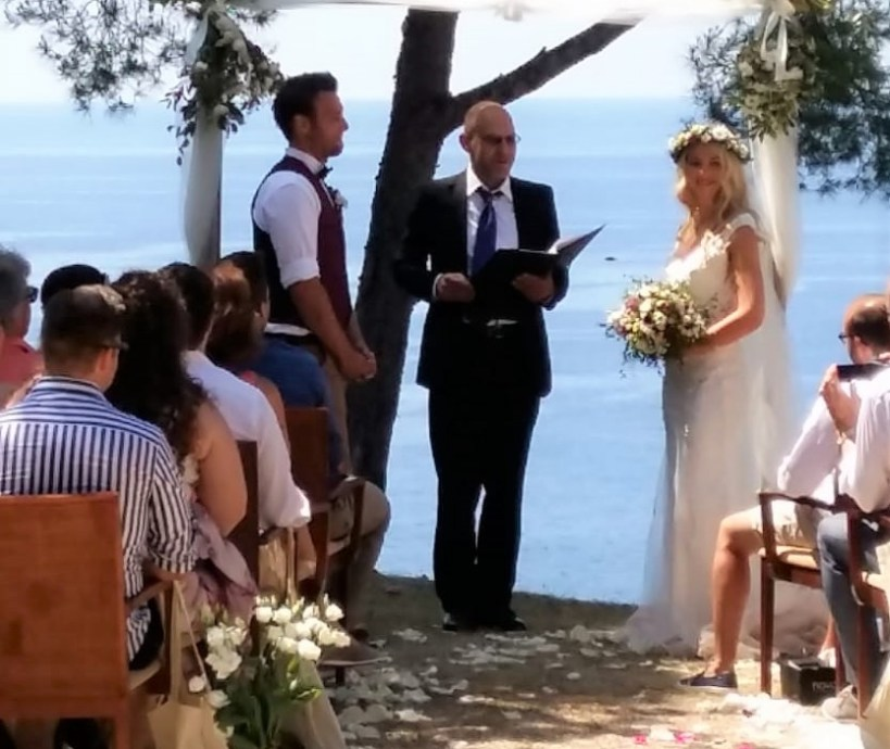 Lena and Simon's wedding