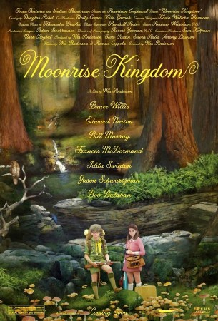 Moonrise Kingdom (Poster) Distinta Mirada