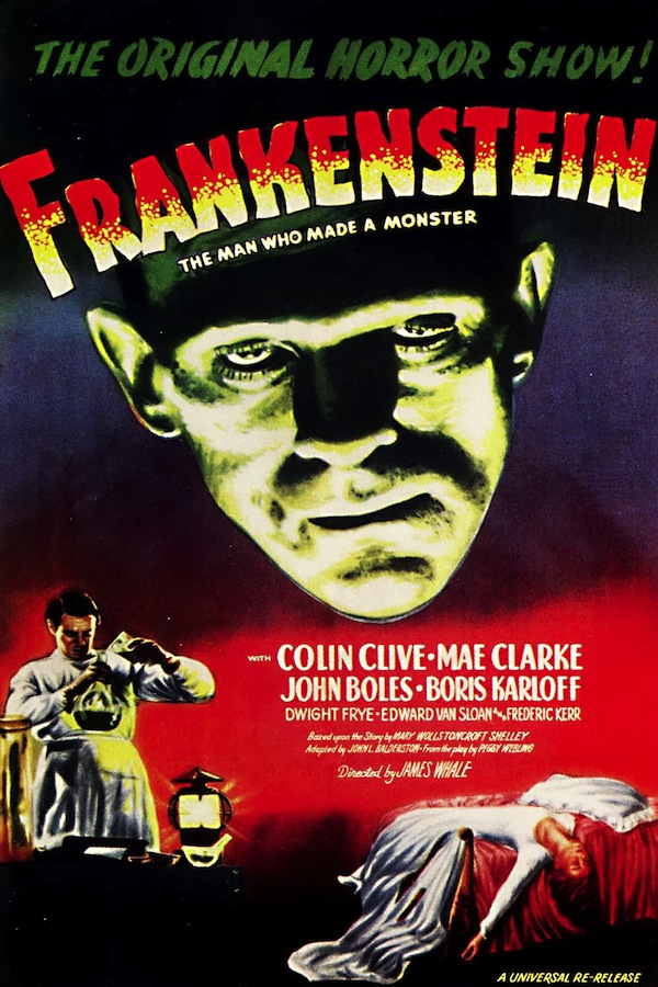Frankenstein (1931) 1947 Re-Release
