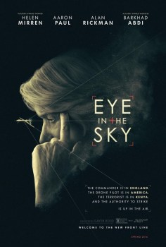EYE IN THE SKY AFICHE