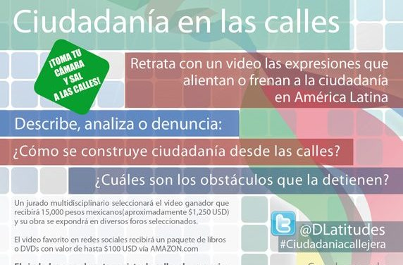 Convocatoria Concurso Latinoamericano de Video
