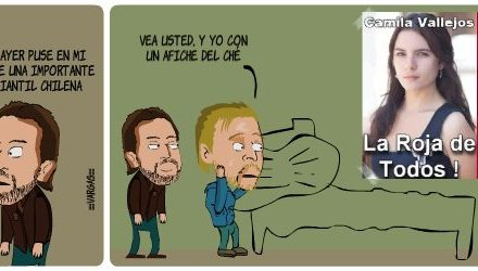 Latinoamerican Splendor 3 (Tira cómica)