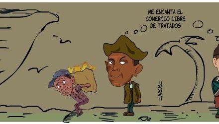 Latinoamerican Splendor 5 (Tira cómica)