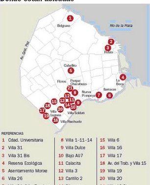 El karma de vivir al Sur. Barrios bravos en Buenos Aires