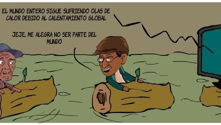 Latinoamerican Splendor de Fredy Vargas. Llueve y llueve