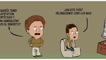 Latinoamerican Splendor 15. El buen ejemplo y las gangas del infierno