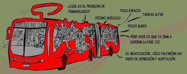 Latinoamerican Splendor 17. ¿Qué le pasó al Transmilenio?