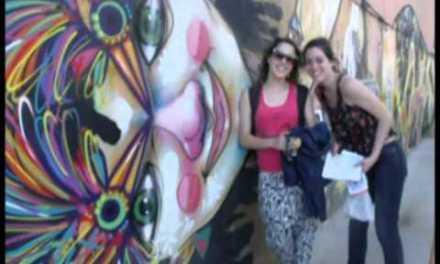 17. Huellas de colores, Valparaiso, Chile (Concurso Distintas Latitudes)