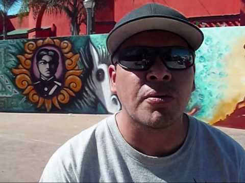 8. Los murales de Tijuana, México (Concurso Distintas Latitudes)