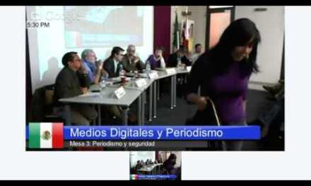 Sigue el 1er Foro Latinoamericano de Medios Digitales y Periodismo