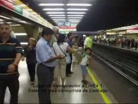 """El """"camino"""" de Santiago (Videocrónica sobre movilidad en Santiago de Chile)"""