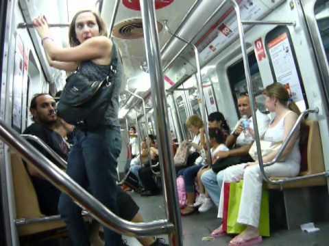 Así se mueve la city (Videocrónica de movilidad en Buenos Aires)