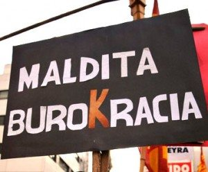 """Maldita Burokracia"", crónica desde Argentina"