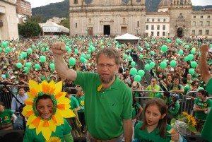 El avance de los Partidos Verdes en América Latina