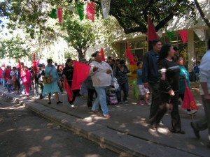 Bríos combativos en Tijuana, crónica desde el norte de México